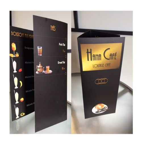 Menu Hana Café